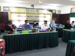 Workshop Penyusunan Visi Misi STIKes YARSI Pontianak